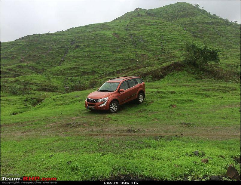 My Sunset Orange Mahindra XUV500 AWD W10. EDIT : AWD Experience With Pictures & Videos!-img_4116.jpg