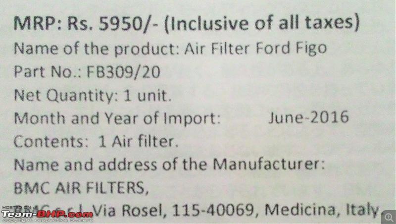 My Diesel Ford Figo Zxi - 2.5 Years & 40,000 km update-p_20160714_203215.jpg