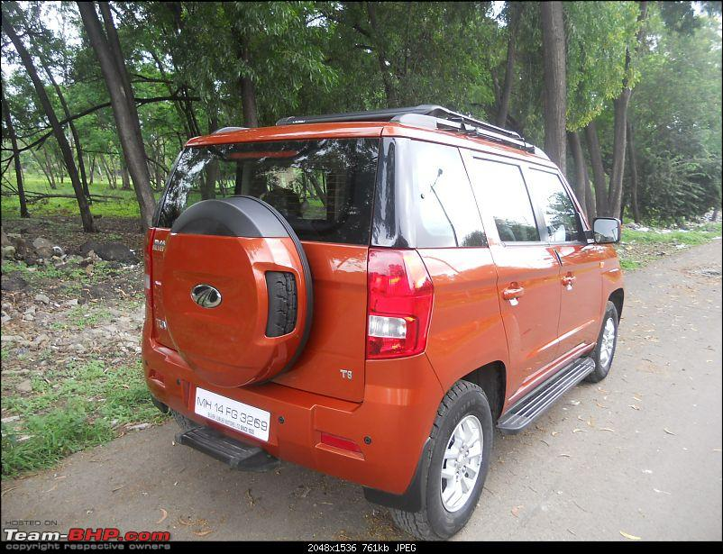 Orange Tank to conquer the road - Mahindra TUV3OO owner's perspective-dscn5890.jpg