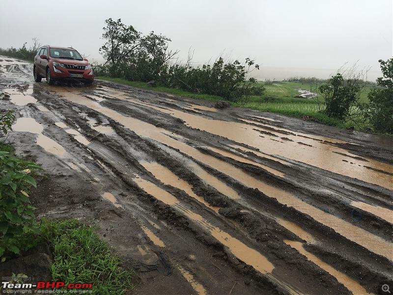 My Sunset Orange Mahindra XUV500 AWD W10. EDIT : 40000 km service update-img_4969.jpg