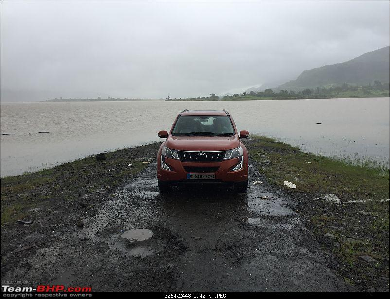My Sunset Orange Mahindra XUV500 AWD W10. EDIT : AWD Experience With Pictures & Videos!-img_4911.jpg