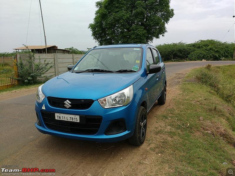 My Go-kart. Maruti Alto K10 VXi AMT, Cerulean Blue - 30,000 km update-ak10-30k-13.jpg