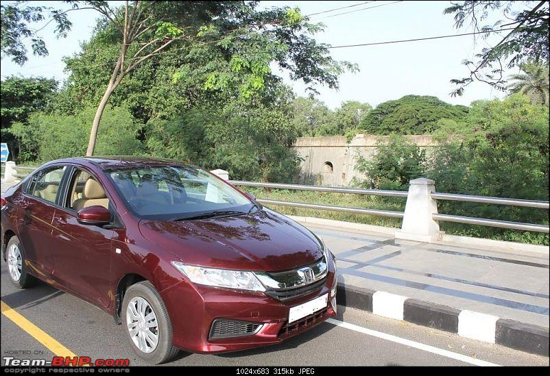 The Ballista: Our Honda City SV i-VTEC-fort1.jpg
