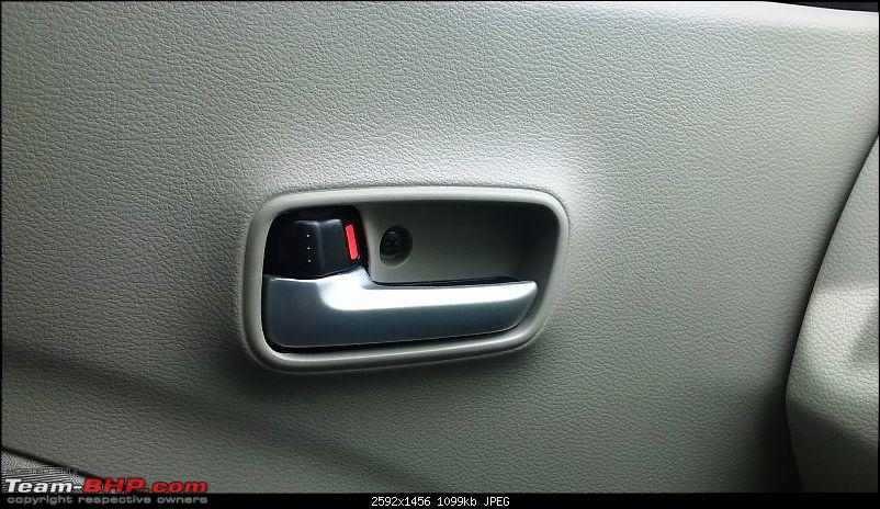 Review: Maruti Celerio ZXi(O) MT. A compact city car-doorscrew.jpg