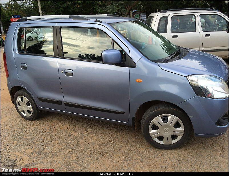"An ""adopted"" Blue eyed boy: Pre-owned Maruti WagonR-img_3230.jpg"