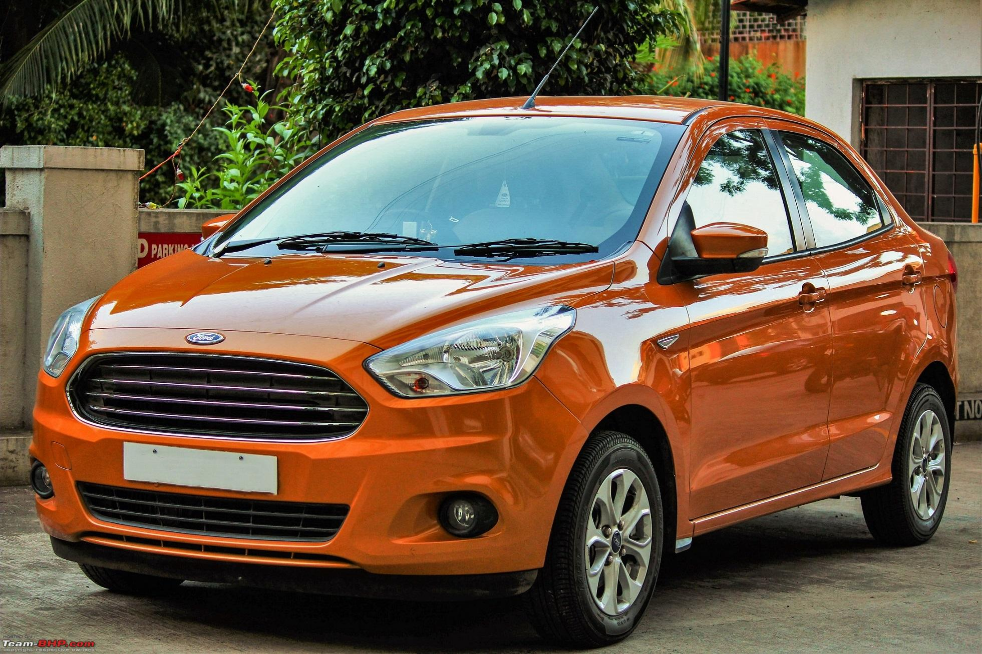 The blue oval comes home ford figo aspire tdci titanium fordfigoaspire2 jpg