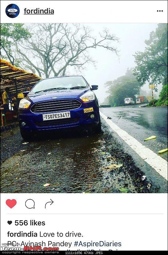 Ford Aspire TDCi : My Blue Bombardier, flying low on tarmac EDIT : 20,000kms COMPLETED-bb-instagram.jpg
