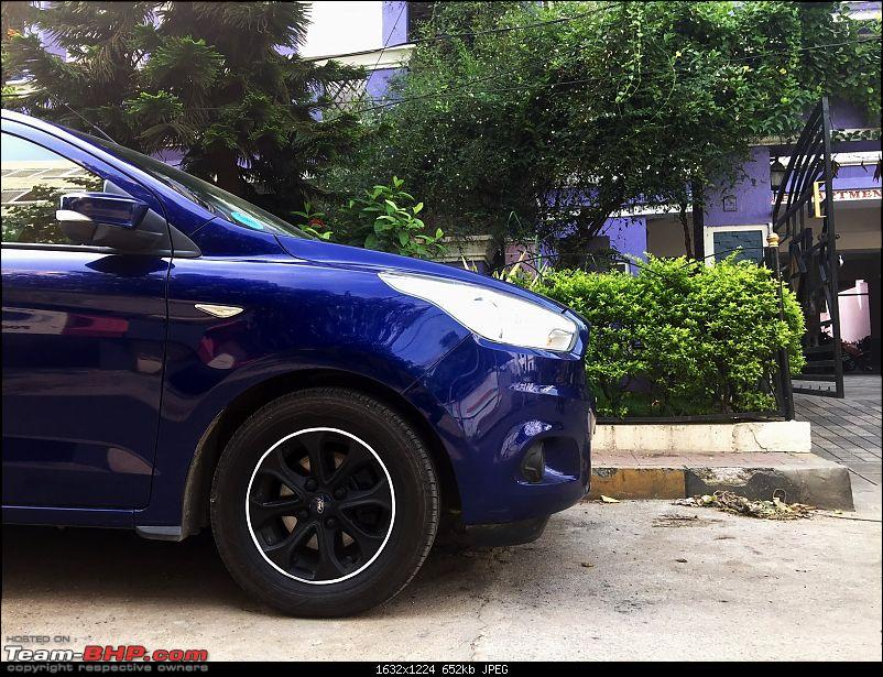 Ford Aspire TDCi : My Blue Bombardier, flying low on tarmac EDIT : 20,000kms COMPLETED-fullsizerender-8.jpg