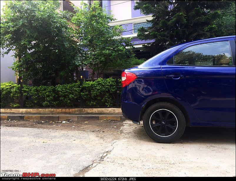 Ford Aspire TDCi : My Blue Bombardier, flying low on tarmac EDIT : 35,000kms COMPLETED-fullsizerender-7.jpg