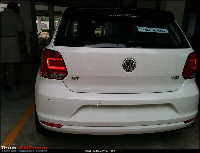 White Lightning - VW Polo GT TSI. Now Code 6 tuned!-img_20151030_113752.jpg