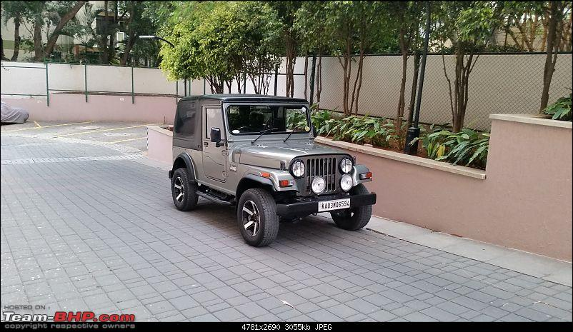 Call of the wild - Mahindra Thar CRDe-front-3-quarter.jpg