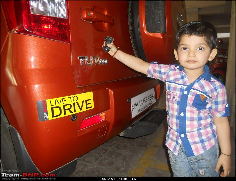 Orange Tank to conquer the road - Mahindra TUV3OO owner's perspective-dscn6102.jpg
