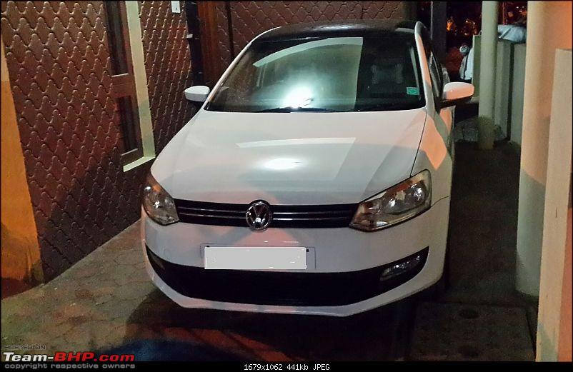 Welcomed into the family of Das Auto - VW Polo1.6-20161029_193459.jpg