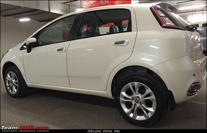My Pearl White Fiat Punto Evo 90 HP - An honest report-img_3429.jpg
