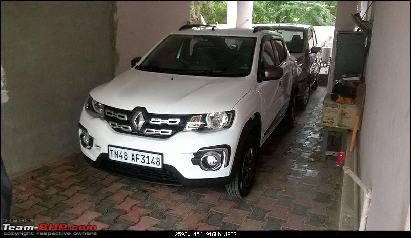 My Renault Kwid 1.0L RXT(O) - Ownership Review-wp_20161102_15_43_52_pro.jpg