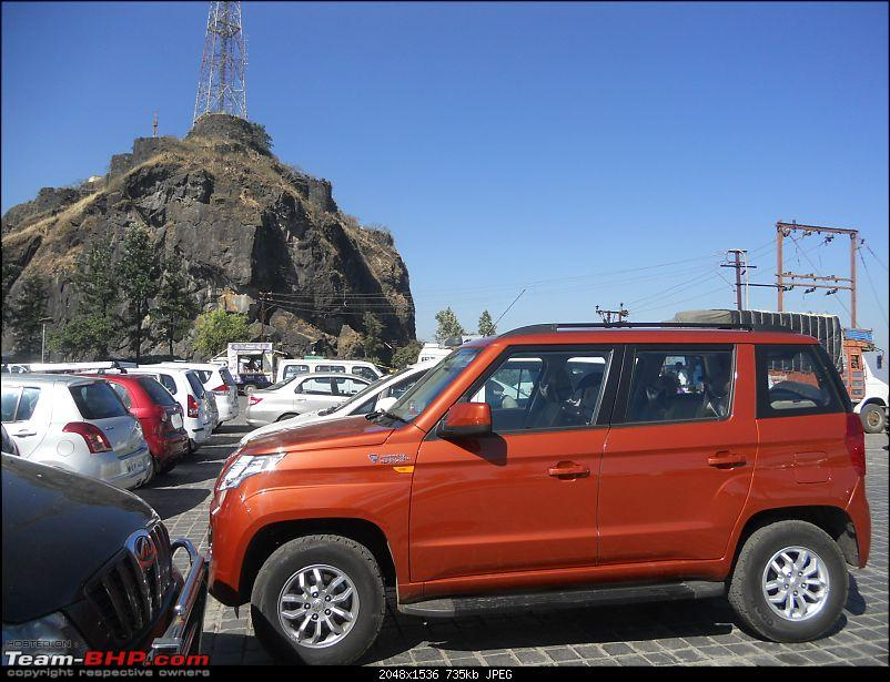 Orange Tank to conquer the road - Mahindra TUV3OO owner's perspective-dscn4827.jpg