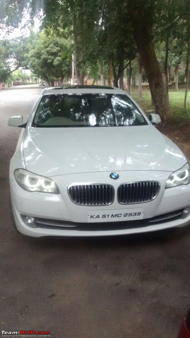 bmw 530d m sport f10 my pre worshipped beast page 39 team bhp. Black Bedroom Furniture Sets. Home Design Ideas