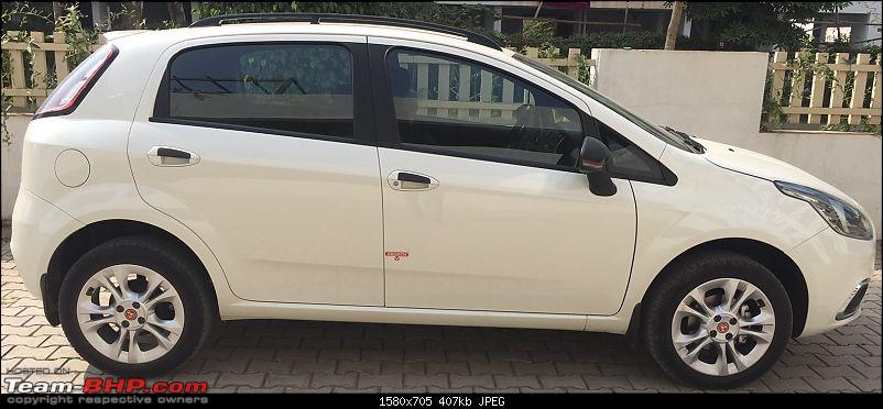 My Pearl White Fiat Punto Evo 90 HP - An honest report-img_4643.jpg