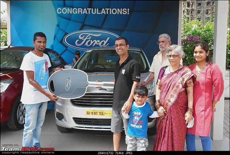 My 2015 Ford Aspire 1.2L Petrol Ambiente. EDIT: 20,000 km completed-delivery.jpg