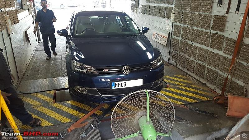 My VW Jetta Highline TDI - Tempest Blue. EDIT: Now sold!-1.jpg