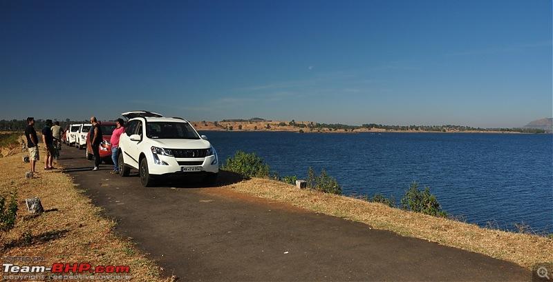 My Sunset Orange Mahindra XUV500 AWD W10. EDIT : 40000 km service update-img_1896.jpg