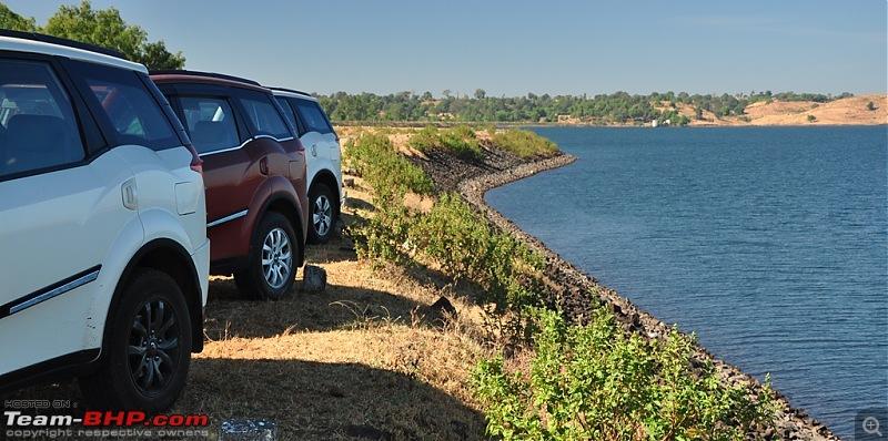 My Sunset Orange Mahindra XUV500 AWD W10. EDIT : 40000 km service update-img_1920.jpg