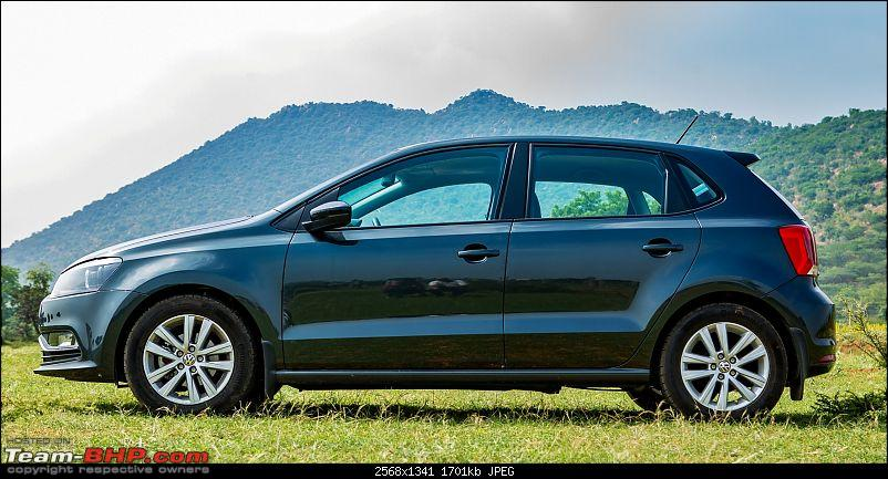 Carbon Steel Grey VW Polo GT TSI comes home-side.jpg