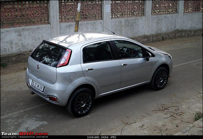 2016 Fiat Punto Evo: 21,300 kms & with a short shifter-img-116.jpg