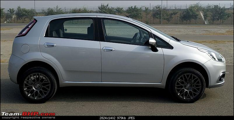 2016 Fiat Punto Evo: 21,300 kms & with a short shifter-img-98.jpg