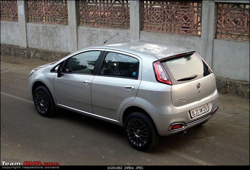 2016 Fiat Punto Evo: 21,300 kms & with a short shifter-img-111.jpg