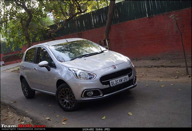 2016 Fiat Punto Evo: 21,300 kms & with a short shifter-img-65.jpg