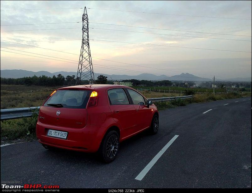 2016 Fiat Punto Evo: 21,300 kms & with a short shifter-img-401.jpg