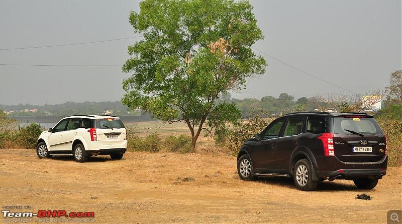 My Sunset Orange Mahindra XUV500 AWD W10. EDIT : 40000 km service update-img_2537.jpg