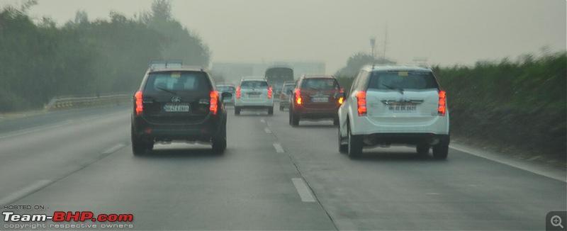 My Sunset Orange Mahindra XUV500 AWD W10. EDIT : 40000 km service update-img_2564.jpg