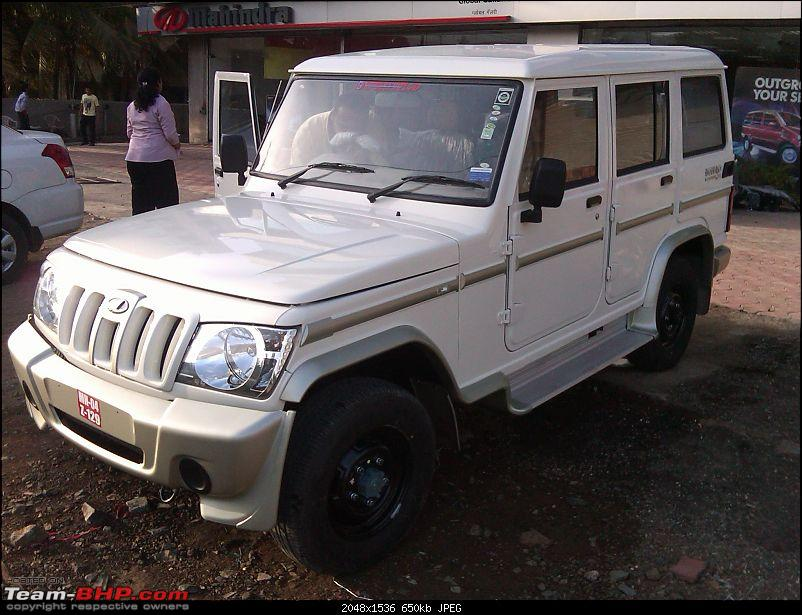 Buying and initial ownership report: Mahindra Bolero SLX DI Turbo 2009-img00076200906031804.jpg