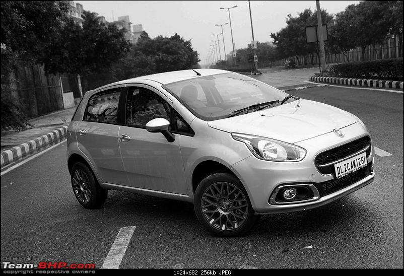 2016 Fiat Punto Evo: 21,300 kms & with a short shifter-img-166.jpg