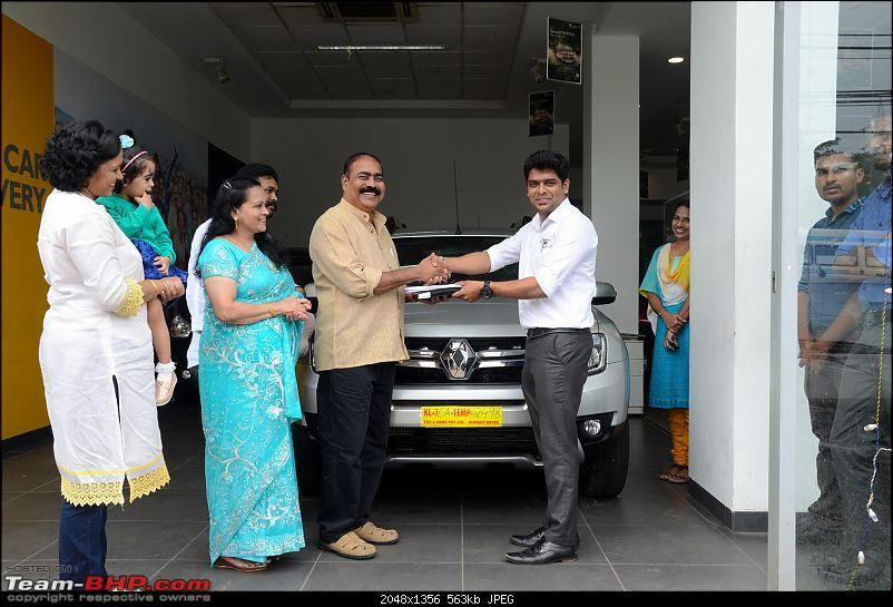 Ownership review of a Renault Duster AMT: My humble monster-3.-car-delivery_02.jpg
