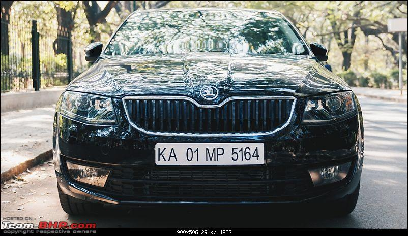The Black Panther - Skoda Octavia 1.8L TSI DSG EDIT: Sold!-front-profile-1.jpg