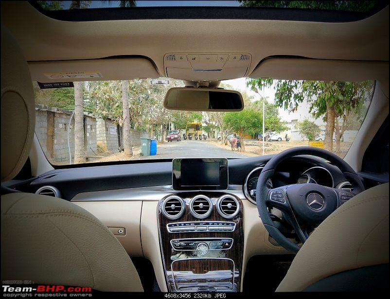 My 2017 Mercedes C220d Avantgarde - Wows every time you step in-interior-1.jpg