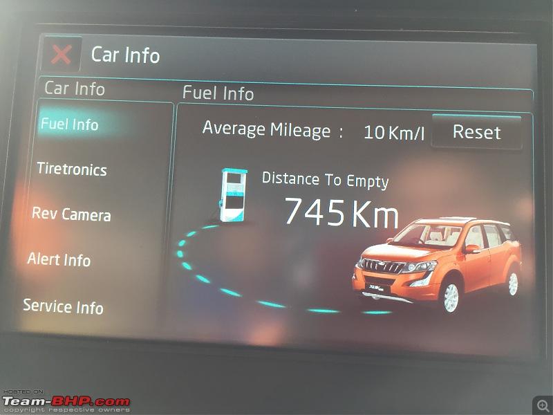 A dream come true! 2016 Mahindra XUV500 AWD AT-infotain3.jpg