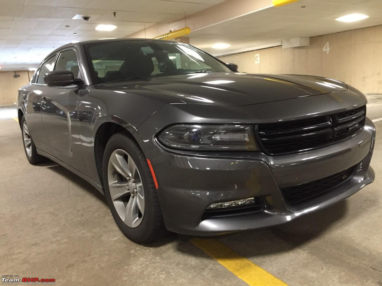 Oh My Dodge! Experience with a Dodge Charger SXT - Team-BHP