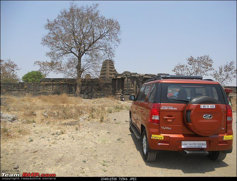Orange Tank to conquer the road - Mahindra TUV3OO owner's perspective-dscn7178.jpg