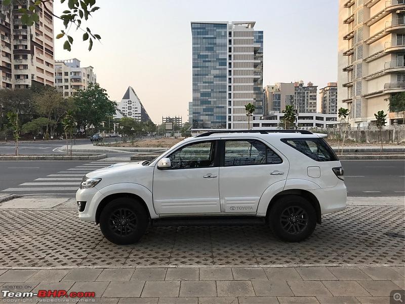 Toyota Fortuner 4x4 AT : My Furteela Ghonga! 2 years and 1,00,000 km up!-fortuner-7.jpg