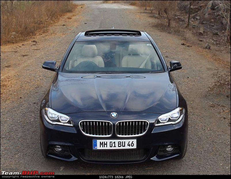 My Pre-worshipped Monster : BMW 530d M-Sport [F10]-img_6523.jpg