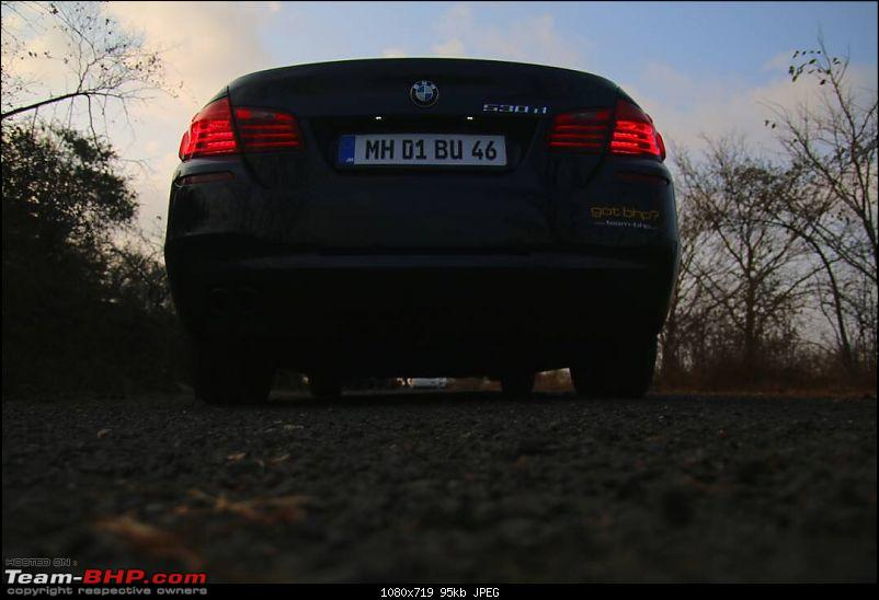 My Pre-worshipped Monster : BMW 530d M-Sport [F10]-img_6659.jpg