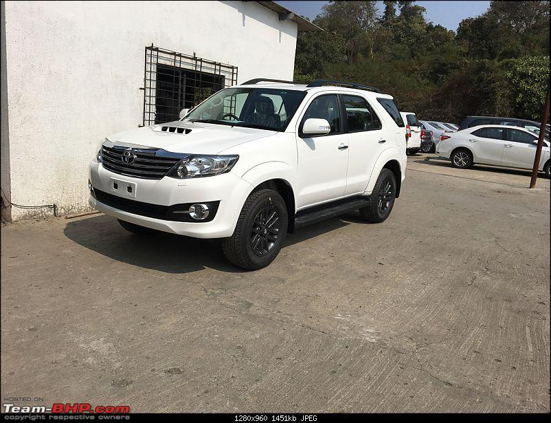 One year with the Toyota Fortuner 4x4 AT : My Furteela Ghonga-first-click.jpg
