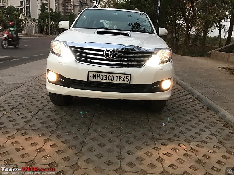Toyota Fortuner 4x4 AT : My Furteela Ghonga! 2 years and 1,00,000 km up!-fortuner-151.jpg