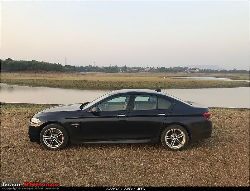 My Pre-worshipped Monster : BMW 530d M-Sport [F10] - Now remapped to