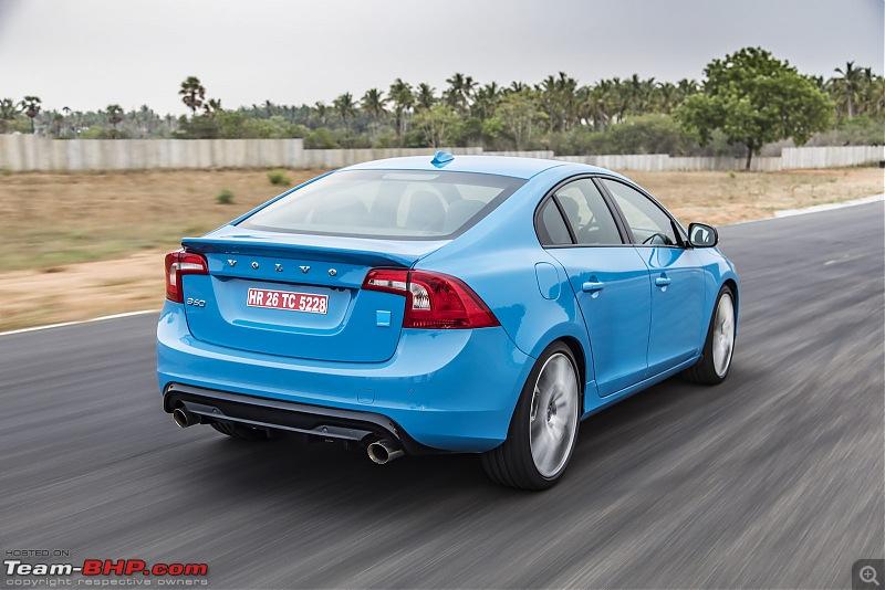 Driven: Volvo S60 Polestar-5-rear-three-quarters.jpg