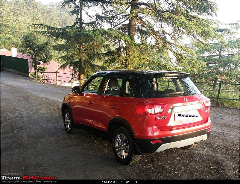 Fire in the Mountain : My Red & Black Maruti Vitara Brezza (1 year and 17k km up)-vit_back1.jpg
